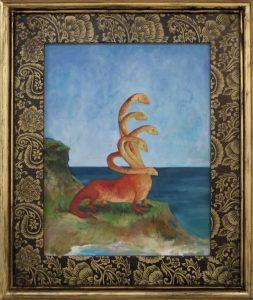 Hydra oil on canvas 480.00