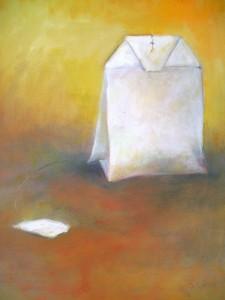 Chamomile oil on canvas 250.00